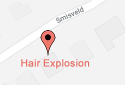 Kapsalon Hair Explosion Wellen