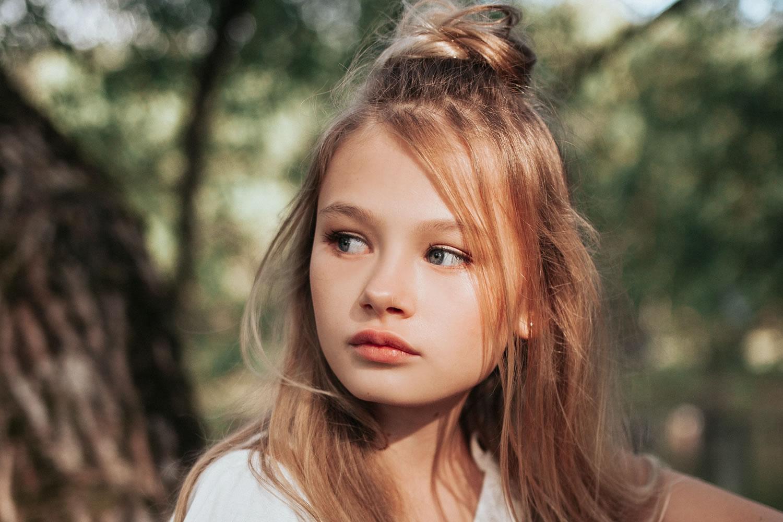 kapsalon voor kinderen meisjes tieners dochter coiffeur