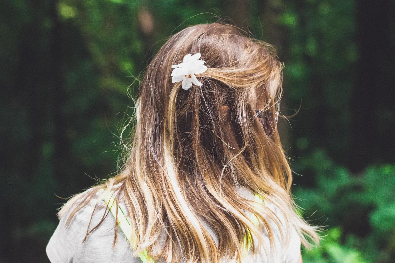 Communikapsel voor meisjes Hair Explosion Wellen